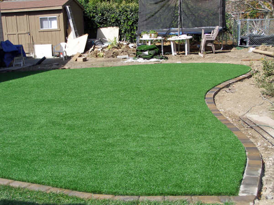 Putting Greens Rice Texas Fake Grass Front Yard