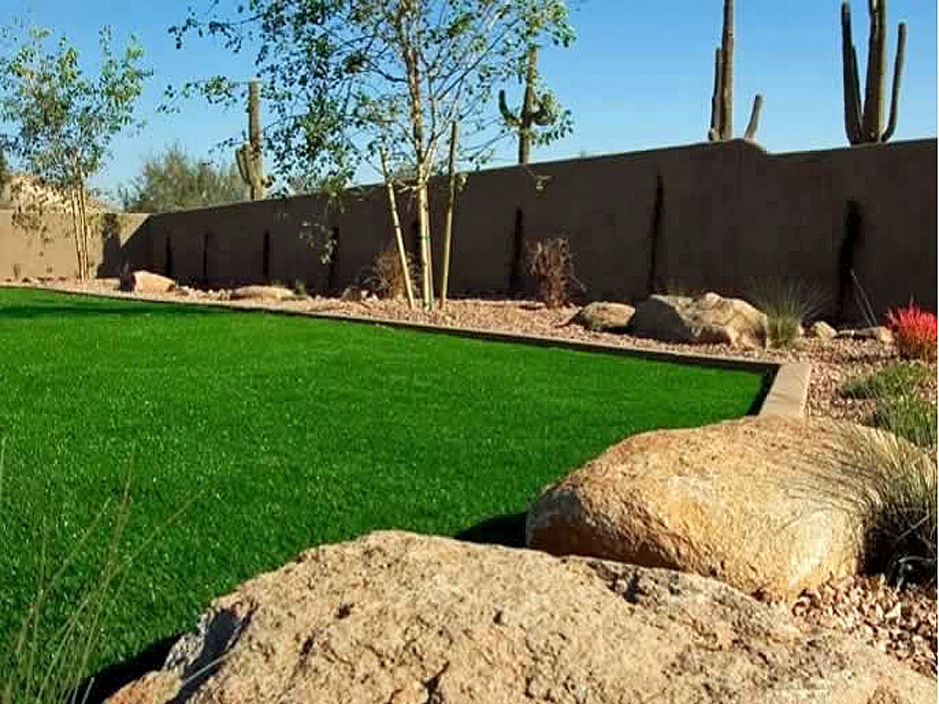 Synthetic Turf Prosper Texas Landscape Front Yard