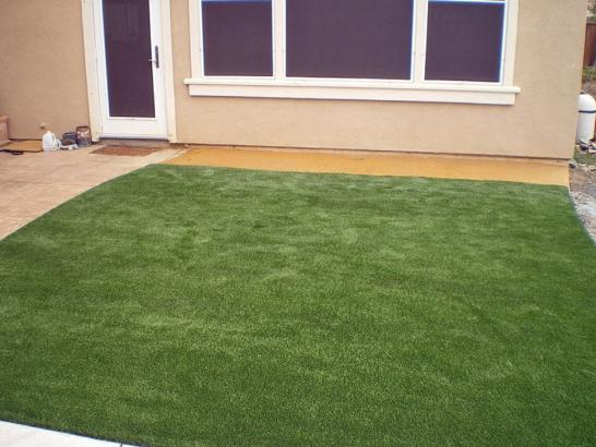 Artificial Turf Keene Texas  Landscape  Back Yard artificial grass